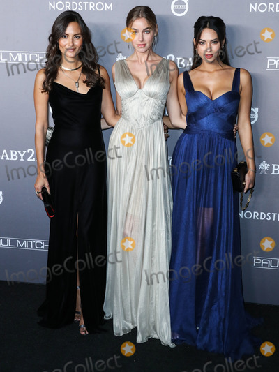 Anne Marie Photo - CULVER CITY LOS ANGELES CALIFORNIA USA - NOVEMBER 09 Christen Harper Elizabeth Turner and Anne Marie Kortright arrive at the 2019 Baby2Baby Gala held at 3Labs on November 9 2019 in Culver City Los Angeles California United States (Photo by Xavier CollinImage Press Agency)