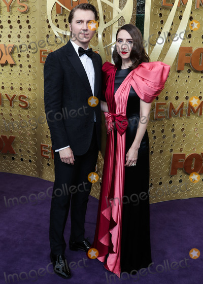 Zoe Kazan Photo - LOS ANGELES CALIFORNIA USA - SEPTEMBER 22 Paul Dano and Zoe Kazan arrive at the 71st Annual Primetime Emmy Awards held at Microsoft Theater LA Live on September 22 2019 in Los Angeles California United States (Photo by Xavier CollinImage Press Agency)
