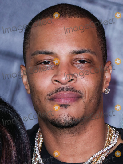 TI Photo - HOLLYWOOD LOS ANGELES CALIFORNIA USA - JANUARY 14 Rapper TI arrives at the Los Angeles Premiere Of Columbia Pictures Bad Boys For Life held at the TCL Chinese Theatre IMAX on January 14 2020 in Hollywood Los Angeles California United States (Photo by Xavier CollinImage Press Agency)
