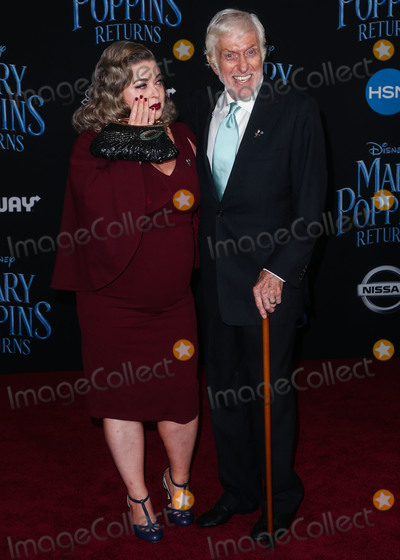 Arlene Silver Photo - HOLLYWOOD LOS ANGELES CA USA - NOVEMBER 29 Arlene Silver Dick Van Dyke at the Los Angeles Premiere Of Disneys Mary Poppins Returns held at the El Capitan Theatre on November 29 2018 in Hollywood Los Angeles California United States (Photo by Image Press Agency)