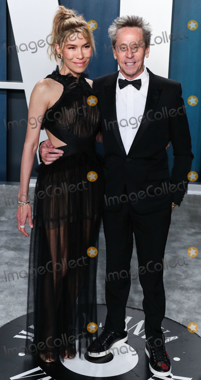 Brian Grazer Photo - BEVERLY HILLS LOS ANGELES CALIFORNIA USA - FEBRUARY 09 Veronica Smiley and Brian Grazer arrive at the 2020 Vanity Fair Oscar Party held at the Wallis Annenberg Center for the Performing Arts on February 9 2020 in Beverly Hills Los Angeles California United States (Photo by Xavier CollinImage Press Agency)