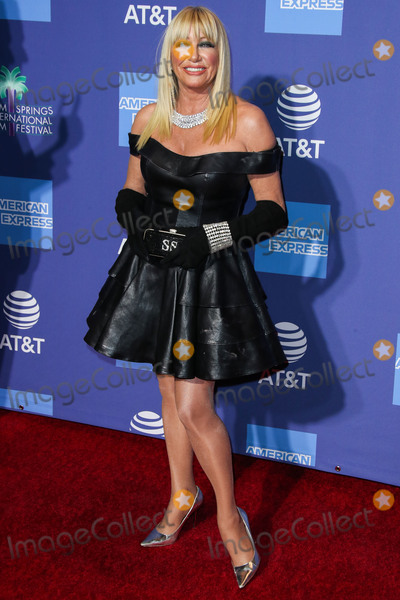 Suzanne Somers Photo - PALM SPRINGS CA USA - JANUARY 03 Suzanne Somers arrives at the 30th Annual Palm Springs International Film Festival Awards Gala held at the Palm Springs Convention Center on January 3 2019 in Palm Springs California United States (Photo by Xavier CollinImage Press Agency)