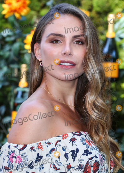 Nina Senicar Photo - PACIFIC PALISADES LOS ANGELES CALIFORNIA USA - OCTOBER 05 Nina Senicar arrives at the 10th Annual Veuve Clicquot Polo Classic Los Angeles held at Will Rogers State Historic Park on October 5 2019 in Pacific Palisades Los Angeles California United States (Photo by Xavier CollinImage Press Agency)