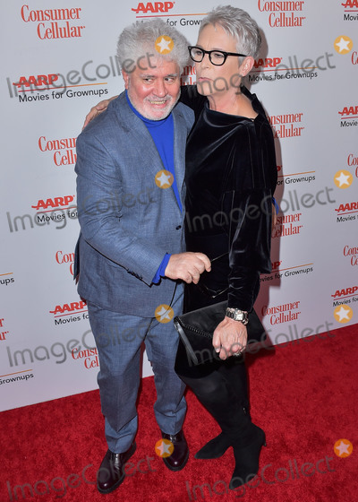 Pedro Almodovar Photo - BEVERLY HILLS LOS ANGELES CALIFORNIA USA - JANUARY 11 Pedro Almodovar and Jamie Lee Curtis arrive at AARP The Magazines 19th Annual Movies For Grownups Awards held at The Beverly Wilshire Four Seasons Hotel on January 11 2020 in Beverly Hills Los Angeles California United States (Photo by Image Press Agency)