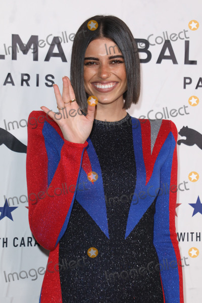 Alex Ghantous Photo - HOLLYWOOD LOS ANGELES CALIFORNIA USA - NOVEMBER 21 Alex Ghantous arrives at the PUMA x Balmain Launch Event held at Milk Studios on November 21 2019 in Hollywood Los Angeles California United States (Photo by Image Press Agency)