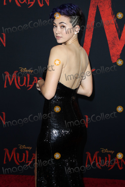 Jessica Henwick Photo - HOLLYWOOD LOS ANGELES CALIFORNIA USA - MARCH 09 Actress Jessica Henwick arrives at the World Premiere Of Disneys Mulan held at the El Capitan Theatre and Dolby Theatre on March 9 2020 in Hollywood Los Angeles California United States (Photo by Xavier CollinImage Press Agency)