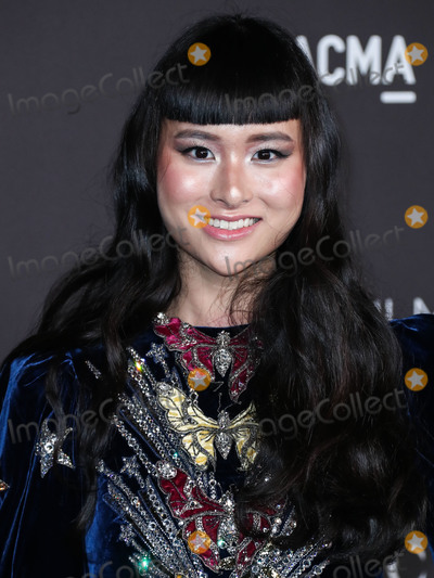 Asia Chow Photo - LOS ANGELES CALIFORNIA USA - NOVEMBER 02 Asia Chow arrives at the 2019 LACMA Art  Film Gala held at the Los Angeles County Museum of Art on November 2 2019 in Los Angeles California United States (Photo by Xavier CollinImage Press Agency)