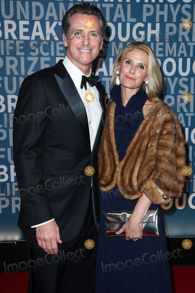 Jennifer Siebel Photo - (FILE) Gavin Newsom says California needs 50000 hospital beds to respond to coronavirus COVID-19 Pandemic MOUNTAIN VIEW SANTA CLARA CALIFORNIA USA - DECEMBER 04 Governor of California Gavin Newsom and wife Jennifer Siebel Newsom arrive at the 2017 Breakthrough Prize Ceremony held at the NASA Ames Research Center on December 4 2016 in Mountain View Santa Clara California United States (Photo by Xavier CollinImage Press Agency)