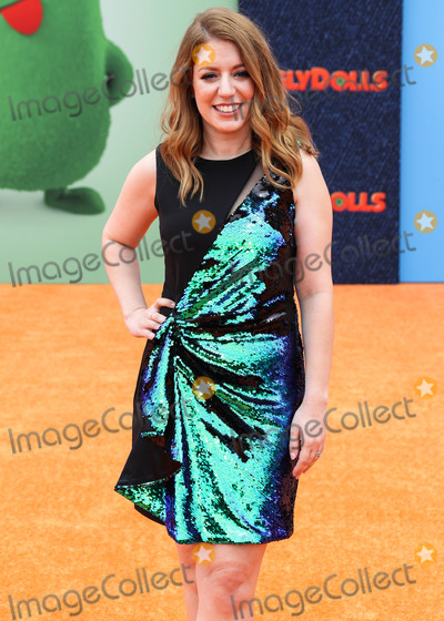 Alison Peck Photo - LOS ANGELES CALIFORNIA USA - APRIL 27 ScreenwriterProducer Alison Peck arrives at the World Premiere Of STX Films UglyDolls held at Regal Cinemas LA Live on April 27 2019 in Los Angeles California United States (Photo by Xavier CollinImage Press Agency)