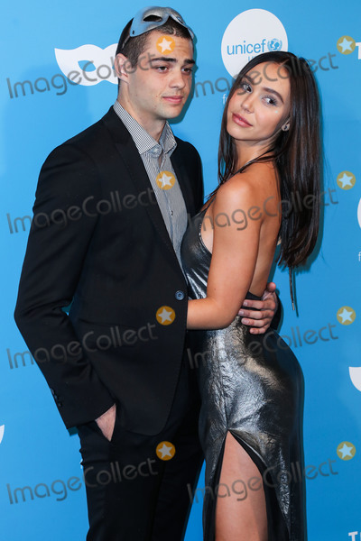 Alexis Ren Photo - WEST HOLLYWOOD LOS ANGELES CALIFORNIA USA - OCTOBER 26 Actor Noah Centineo and girlfriend Alexis Ren arrive at the 7th Annual UNICEF Masquerade Ball 2019 held at the Kimpton La Peer Hotel on October 26 2019 in West Hollywood Los Angeles California United States (Photo by Xavier CollinImage Press Agency)