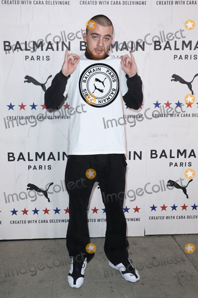 Angus Cloud Photo - HOLLYWOOD LOS ANGELES CALIFORNIA USA - NOVEMBER 21 Angus Cloud arrives at the PUMA x Balmain Launch Event held at Milk Studios on November 21 2019 in Hollywood Los Angeles California United States (Photo by Image Press Agency)