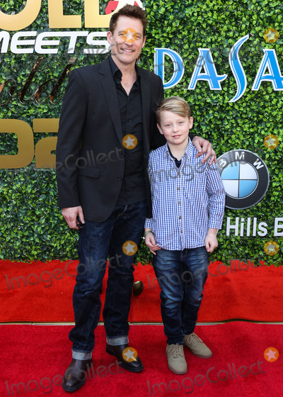 James Tupper Photo - BEVERLY HILLS LOS ANGELES CALIFORNIA USA - JANUARY 04 James Tupper and Atlas Heche Tupper arrive at the 7th Annual Gold Meets Golden Event held at Virginia Robinson Gardens and Estate on January 4 2020 in Beverly Hills Los Angeles California United States (Photo by Xavier CollinImage Press Agency)