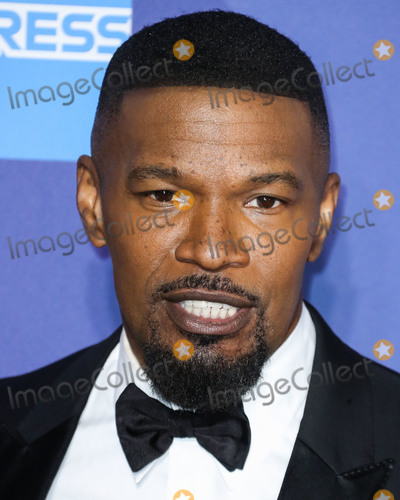 Jamie Foxx Photo - PALM SPRINGS CALIFORNIA USA - JANUARY 02 Jamie Foxx arrives at the 31st Annual Palm Springs International Film Festival Awards Gala held at the Palm Springs Convention Center on January 2 2020 in Palm Springs California United States (Photo by Xavier CollinImage Press Agency)