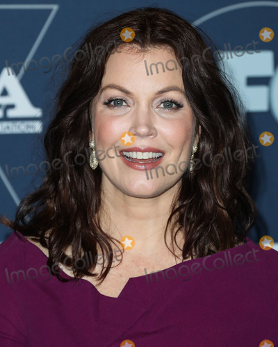 Bellamy Young Photo - PASADENA LOS ANGELES CALIFORNIA USA - JANUARY 07 Actress Bellamy Young arrives at the FOX Winter TCA 2020 All-Star Party held at The Langham Huntington Hotel on January 7 2020 in Pasadena Los Angeles California United States (Photo by Xavier CollinImage Press Agency)
