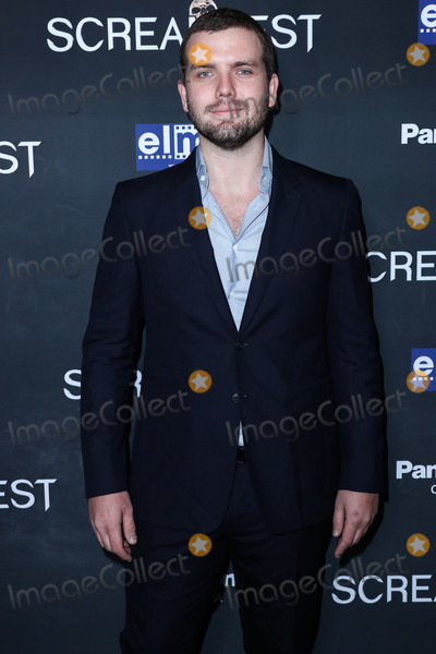 Austin Swift Photo - HOLLYWOOD LOS ANGELES CALIFORNIA USA - OCTOBER 17 Actor Austin Swift arrives at the Screamfest Closing Night Screening Of We Summon The Darkness held at TCL Chinese 6 Theatres on October 17 2019 in Hollywood Los Angeles California United States (Photo by Xavier CollinImage Press Agency)