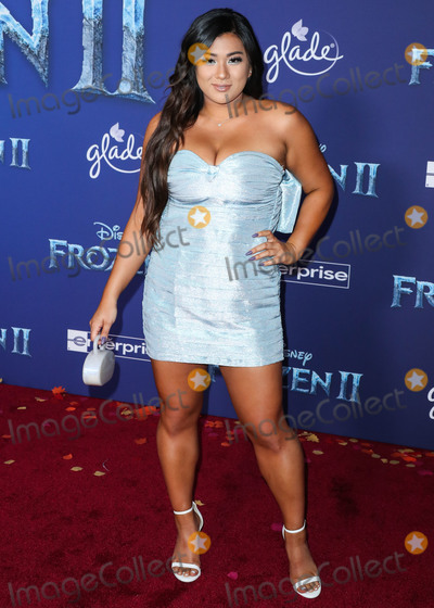 Remy Cruz Photo - HOLLYWOOD LOS ANGELES CALIFORNIA USA - NOVEMBER 07 Remi Cruz arrives at the World Premiere Of Disneys Frozen 2 held at the Dolby Theatre on November 7 2019 in Hollywood Los Angeles California United States (Photo by Xavier CollinImage Press Agency)