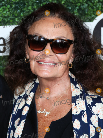 Diane Von Furstenberg Photo - MANHATTAN NEW YORK CITY NEW YORK USA - SEPTEMBER 04 Fashion designer Diane Von Furstenberg arrives at the 2019 Couture Council Luncheon Honoring Christian Louboutin held at the David H Koch Theater at the Lincoln Center on September 4 2019 in Manhattan New York City New York United States (Photo by Xavier CollinImage Press Agency)
