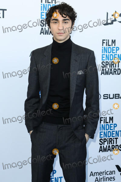 Alex Wolff Photo - SANTA MONICA LOS ANGELES CA USA - FEBRUARY 23 Actor Alex Wolff wearing a Dior Jimmy Choo boots and Montblanc watch arrives at the 2019 Film Independent Spirit Awards held at the Santa Monica Beach on February 23 2019 in Santa Monica Los Angeles California United States (Photo by Xavier CollinImage Press Agency)