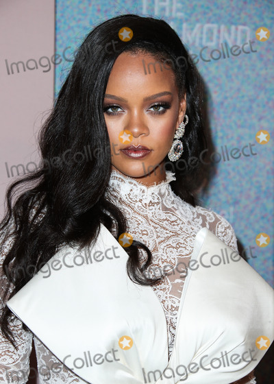 Rihanna Photo - (FILE) Rihannas Charity Donates 5 Million for Global Coronavirus COVID-19 Pandemic Relief Rihannas charity organization the Clara Lionel Foundation has donated 5 million to support efforts combating the novel coronavirus MANHATTAN NEW YORK CITY NEW YORK USA - SEPTEMBER 13 Singer Rihanna (Robyn Rihanna Fenty) wearing an Alexis Mabille Couture outfit and Chopard jewelry arrives at Rihannas 4th Annual Diamond Ball Benefitting The Clara Lionel Foundation held at Cipriani Wall Street on September 13 2018 in Manhattan New York City New York United States (Photo by Xavier CollinImage Press Agency)