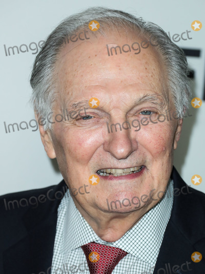 Alan Alda Photo - WEST HOLLYWOOD LOS ANGELES CALIFORNIA USA - NOVEMBER 05 Actor Alan Alda arrives at the Los Angeles Premiere Of Netflixs Marriage Story held at the Directors Guild of America Theater on November 5 2019 in West Hollywood Los Angeles California United States (Photo by Xavier CollinImage Press Agency)