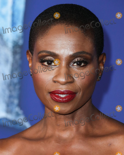 Adina Porter Photo - HOLLYWOOD LOS ANGELES CALIFORNIA USA - NOVEMBER 07 Adina Porter arrives at the World Premiere Of Disneys Frozen 2 held at the Dolby Theatre on November 7 2019 in Hollywood Los Angeles California United States (Photo by Xavier CollinImage Press Agency)