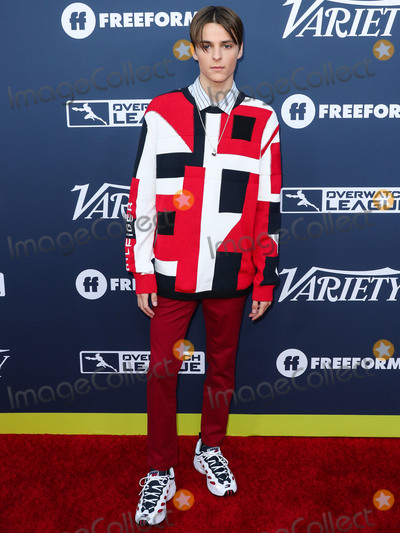 Corey Fogelmanis Photo - HOLLYWOOD LOS ANGELES CALIFORNIA USA - AUGUST 06 Actor Corey Fogelmanis arrives at Varietys Power Of Young Hollywood 2019 held at the h Club Los Angeles on August 6 2019 in Hollywood Los Angeles California United States (Photo by Xavier CollinImage Press Agency)