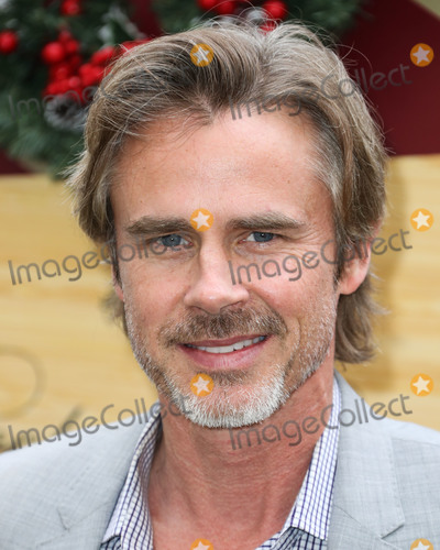 Four Seasons Photo - BEVERLY HILLS LOS ANGELES CA USA - DECEMBER 09 Actor Sam Trammell arrives at the Brooks Brothers Annual Holiday Celebration In Los Angeles To Benefit St Jude 2018 held at the Beverly Wilshire Four Seasons Hotel on December 9 2018 in Beverly Hills Los Angeles California United States (Photo by Xavier CollinImage Press Agency)