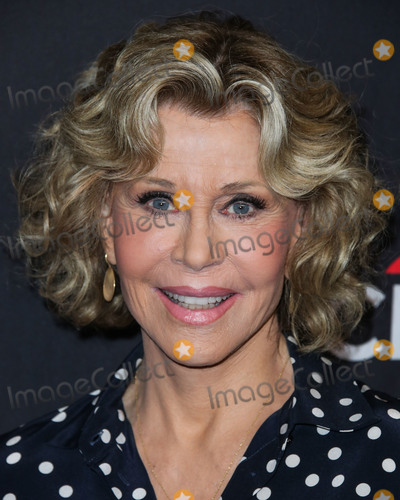 Jane Fonda Photo - HOLLYWOOD LOS ANGELES CA USA - MARCH 16 Actress Jane Fonda arrives at the 2019 PaleyFest LA - Netflixs Grace and Frankie held at the Dolby Theatre on March 16 2019 in Hollywood Los Angeles California United States (Photo by Xavier CollinImage Press Agency)