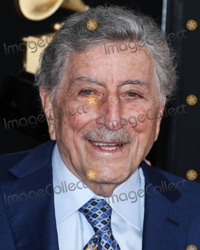 Tony Bennett Photo - LOS ANGELES CA USA - FEBRUARY 10 Tony Bennett arrives at the 61st Annual GRAMMY Awards held at Staples Center on February 10 2019 in Los Angeles California United States (Photo by Xavier CollinImage Press Agency)