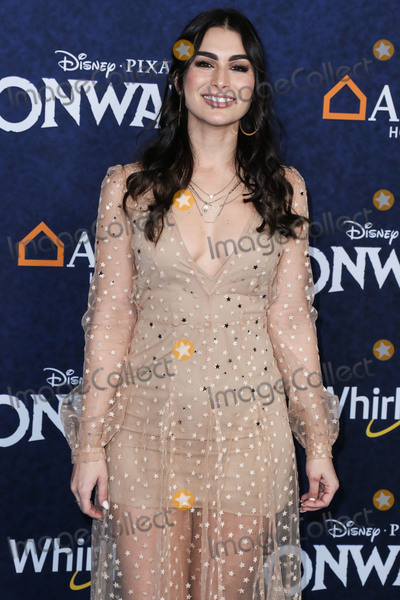Ashley Iaconetti Photo - HOLLYWOOD LOS ANGELES CALIFORNIA USA - FEBRUARY 18 Ashley Iaconetti arrives at the World Premiere Of Disney And Pixars Onward held at the El Capitan Theatre on February 18 2020 in Hollywood Los Angeles California United States (Photo by Xavier CollinImage Press Agency)