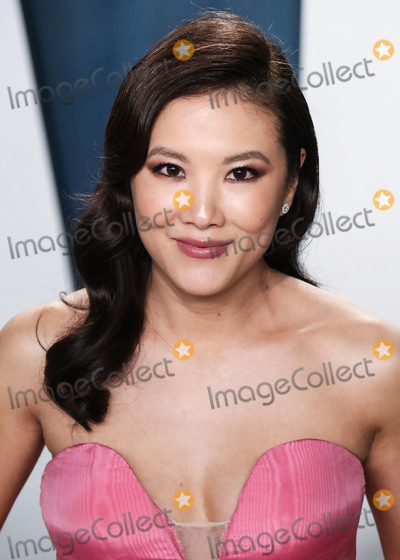 Ally Maki Photo - BEVERLY HILLS LOS ANGELES CALIFORNIA USA - FEBRUARY 09 Ally Maki arrives at the 2020 Vanity Fair Oscar Party held at the Wallis Annenberg Center for the Performing Arts on February 9 2020 in Beverly Hills Los Angeles California United States (Photo by Xavier CollinImage Press Agency)