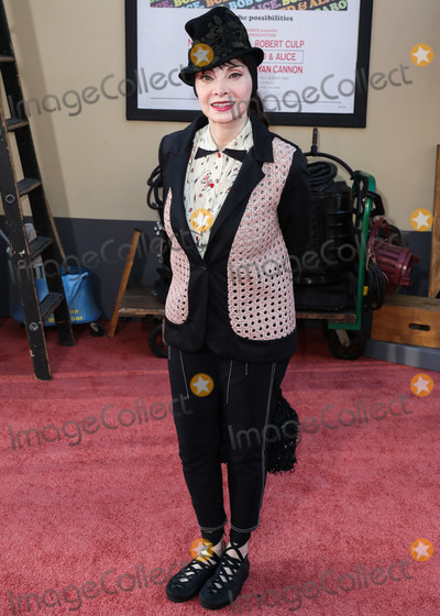 Toni Basil Photo - HOLLYWOOD LOS ANGELES CALIFORNIA USA - JULY 22 Toni Basil arrives at the World Premiere Of Sony Pictures Once Upon a Time In Hollywood held at the TCL Chinese Theatre IMAX on July 22 2019 in Hollywood Los Angeles California United States (Photo by Xavier CollinImage Press Agency)