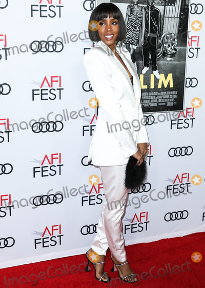 Kelly Rowland Photo - HOLLYWOOD LOS ANGELES CALIFORNIA USA - NOVEMBER 14 Singer Kelly Rowland arrives at the AFI FEST 2019 - Opening Night Gala - Premiere Of Universal Pictures Queen And Slim held at the TCL Chinese Theatre IMAX on November 14 2019 in Hollywood Los Angeles California United States (Photo by Xavier CollinImage Press Agency)