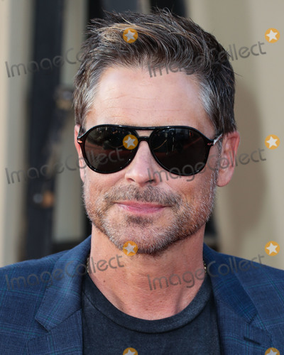 Rob Lowe Photo - HOLLYWOOD LOS ANGELES CALIFORNIA USA - JULY 22 Rob Lowe arrives at the World Premiere Of Sony Pictures Once Upon a Time In Hollywood held at the TCL Chinese Theatre IMAX on July 22 2019 in Hollywood Los Angeles California United States (Photo by Xavier CollinImage Press Agency)