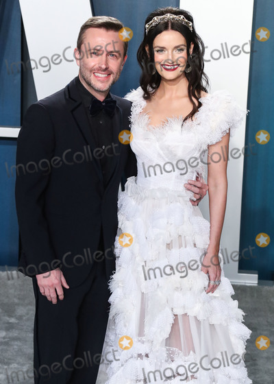 Chris Hardwick Photo - BEVERLY HILLS LOS ANGELES CALIFORNIA USA - FEBRUARY 09 Chris Hardwick and Lydia Hearst arrive at the 2020 Vanity Fair Oscar Party held at the Wallis Annenberg Center for the Performing Arts on February 9 2020 in Beverly Hills Los Angeles California United States (Photo by Xavier CollinImage Press Agency)