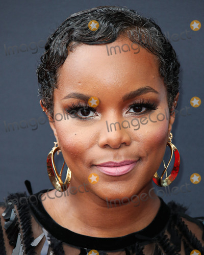 Toya Photo - NEWARK NEW JERSEY USA - AUGUST 26 LeToya Luckett arrives at the 2019 MTV Video Music Awards held at the Prudential Center on August 26 2019 in Newark New Jersey United States (Photo by Xavier CollinImage Press Agency)
