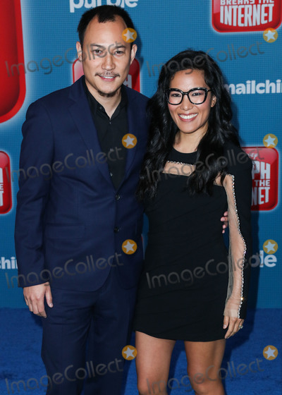 Ali Wong Photo - HOLLYWOOD LOS ANGELES CA USA - NOVEMBER 05 Justin Hakuta Ali Wong at the World Premiere Of Disneys Ralph Breaks The Internet held at the El Capitan Theatre on November 5 2018 in Hollywood Los Angeles California United States (Photo by Xavier CollinImage Press Agency)