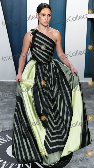 Adria Arjona Photo - BEVERLY HILLS LOS ANGELES CALIFORNIA USA - FEBRUARY 09 Actress Adria Arjona arrives at the 2020 Vanity Fair Oscar Party held at the Wallis Annenberg Center for the Performing Arts on February 9 2020 in Beverly Hills Los Angeles California United States (Photo by Xavier CollinImage Press Agency)