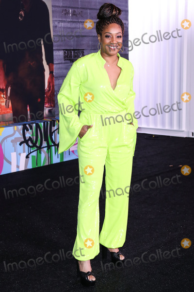 Tiffany Haddish Photo - HOLLYWOOD LOS ANGELES CALIFORNIA USA - JANUARY 14 Actress Tiffany Haddish arrives at the Los Angeles Premiere Of Columbia Pictures Bad Boys For Life held at the TCL Chinese Theatre IMAX on January 14 2020 in Hollywood Los Angeles California United States (Photo by Xavier CollinImage Press Agency)