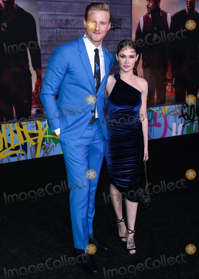 Alexander Ludwig Photo - HOLLYWOOD LOS ANGELES CALIFORNIA USA - JANUARY 14 Alexander Ludwig and Kristy Dinsmore arrive at the Los Angeles Premiere Of Columbia Pictures Bad Boys For Life held at the TCL Chinese Theatre IMAX on January 14 2020 in Hollywood Los Angeles California United States (Photo by Xavier CollinImage Press Agency)