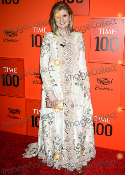 Arianna Huffington Photo - MANHATTAN NEW YORK CITY NEW YORK USA - APRIL 23 Arianna Huffington arrives at the 2019 Time 100 Gala held at the Frederick P Rose Hall at Jazz At Lincoln Center on April 23 2019 in Manhattan New York City New York United States (Photo by Image Press Agency)