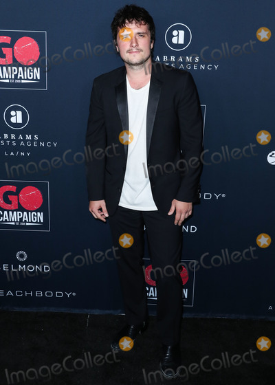 Josh Hutcherson Photo - HOLLYWOOD LOS ANGELES CALIFORNIA USA - NOVEMBER 16 Actor Josh Hutcherson arrives at the 13th Annual GO Campaign Gala 2019 held at NeueHouse Hollywood on November 16 2019 in Hollywood Los Angeles California United States (Photo by Xavier CollinImage Press Agency)