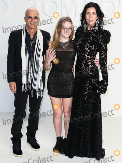 Jimmy Iovine Photo - HOLLYWOOD LOS ANGELES CALIFORNIA USA - FEBRUARY 07 Jimmy Iovine Skyla Sanders and Liberty Ross arrive at the Tom Ford AutumnWinter 2020 Fashion Show held at Milk Studios on February 7 2020 in Hollywood Los Angeles California United States (Photo by Xavier CollinImage Press Agency)