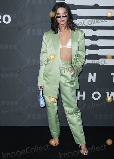 Amanda Steele Photo - BROOKLYN NEW YORK CITY NEW YORK USA - SEPTEMBER 10 Amanda Steele arrives at the Savage X Fenty Show Presented By Amazon Prime Video held at Barclays Center on September 10 2019 in Brooklyn New York City New York United States (Photo by Xavier CollinImage Press Agency)