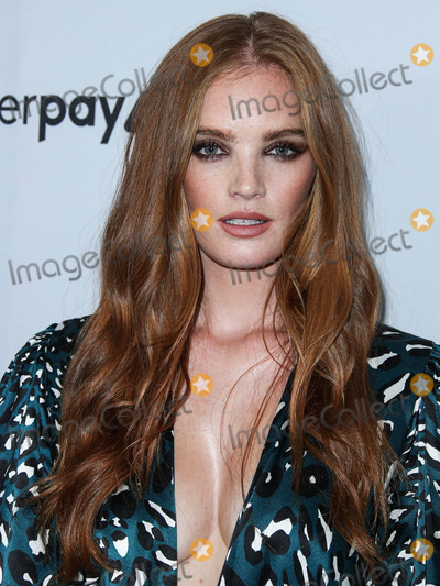 Alexina Graham Photo - (FILE) Victorias Secret Angel Alexina Graham Hospitalized With Coronavirus COVID-19 MANHATTAN NEW YORK CITY NEW YORK USA - SEPTEMBER 05 Model Alexina Graham wearing Alexandre Vauthier arrives at Daily Front Rows 2019 Fashion Media Awards held at The Rainbow Room at the Rockefeller Center on September 5 2019 in Manhattan New York City New York United States (Photo by Xavier CollinImage Press Agency)
