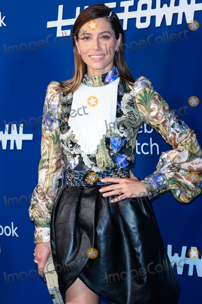 Jessica Biel Photo - HOLLYWOOD LOS ANGELES CALIFORNIA USA - OCTOBER 15 Actress Jessica Biel attends the Photo Call For Facebook Watchs Limetown held at The Hollywood Athletic Club on October 15 2019 in Hollywood Los Angeles California United States (Photo by Image Press Agency)
