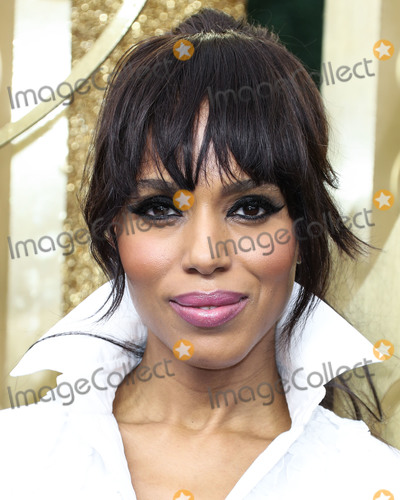 Kerry Bish Photo - LOS ANGELES CALIFORNIA USA - SEPTEMBER 22 Kerry Washington arrives at the 71st Annual Primetime Emmy Awards held at Microsoft Theater LA Live on September 22 2019 in Los Angeles California United States (Photo by Xavier CollinImage Press Agency)