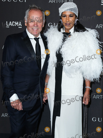 Puck Photo - LOS ANGELES CA USA - NOVEMBER 03 Wolfgang Puck Gelila Assefa at the 2018 LACMA Art  Film Gala held at the Los Angeles County Museum of Art on November 3 2018 in Los Angeles California United States (Photo by Xavier CollinImage Press Agency)