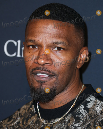 Jamie Sal Photo - BEVERLY HILLS LOS ANGELES CALIFORNIA USA - JANUARY 25 Jamie Foxx arrives at The Recording Academy And Clive Davis 2020 Pre-GRAMMY Gala held at The Beverly Hilton Hotel on January 25 2020 in Beverly Hills Los Angeles California United States (Photo by Xavier CollinImage Press Agency)