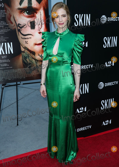 Jaime Ray Newman Photo - HOLLYWOOD LOS ANGELES CALIFORNIA USA - JULY 11 Actress Jaime Ray Newman arrives at the Los Angeles Special Screening Of A24s Skin held at ArcLight Hollywood on July 11 2019 in Hollywood Los Angeles California United States (Photo by Xavier CollinImage Press Agency)